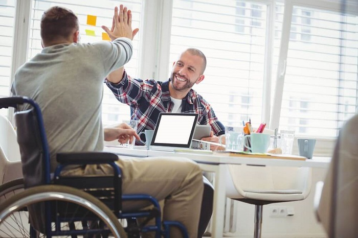 WHAT ARE THE POSITIVES OF DOORSTEP LOANS FOR DISABLED PEOPLE
